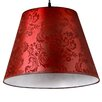 Pura Lux Aristocratico 1 Light Mini Pendant