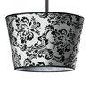 Pura Lux Schalen-Pendelleuchte 1-flammig Ornamenti