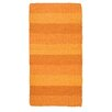 Jute&Co Hand-Woven Orange Area Rug