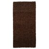 Jute&Co Hand-Woven Brown Area Rug