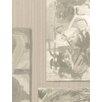 Andrew Martin Museum 10m L x 68cm W Roll Wallpaper (Set of 3)