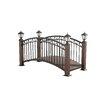 Sunjoy Lamplight Garden Bridge