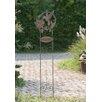 Welcome Hummingbird Garden stake - Sunjoy Garden Statues and Outdoor Accents