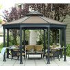 Sunjoy 14 Ft. W x 13 Ft. D Gazebo