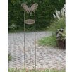 Welcome Butterfly Garden Stake - Sunjoy Garden Statues and Outdoor Accents