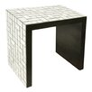 Howard Elliott Mosaic End Table