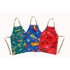 Sport and Playbase Patterned Cotton Apron
