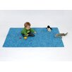 Sport and Playbase Blue Area Rug