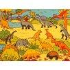 Sport and Playbase Spielmatte Dinosaur