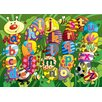 Sport and Playbase Alphabet Caterpillar Play Mat