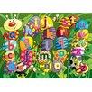 Sport and Playbase Spielmatte Alphabet Caterpillar