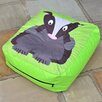 Sport and Playbase Outdoor Bodenkissen Badger Bean