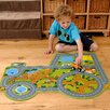 Sport and Playbase Tractor Farm Play Mat