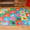 Sport and Playbase Alphabet Supergiant Pictorial Play Mat