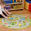 Sport and Playbase Animal Sanctuary Circular Play Mat