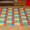 Sport and Playbase Supergiant Numbers 1-150 Play Mat
