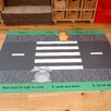 Sport and Playbase Green X Code Play Mat