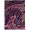 Arte Espina Teppich Modern Line in Lila
