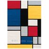 Arte Espina Digital Line Spirit Multi-Coloured Rug