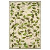 Fab Habitat Bali Hand-Woven Green Indoor/Outdoor Area Rug