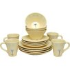 Duckydora Florence 16 Piece Dinnerware Set