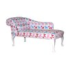 Curzon Gallery Collection Lara Right Facing Children's Chaise Lounge