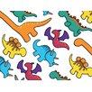 Walls Need Love Dinosaurs Mini-Pack Wall Decal