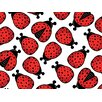 Walls Need Love Ladybugs Mini-Pack Wall Decal