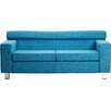 Fusion 10 Moonstone 2 Seater Sofa