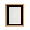 Frames By Post H7 Picture Frame with black mount