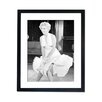 Culture Decor Marilyn Monroe - Seven Year Itch Framed Photographic Print