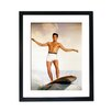 Culture Decor Elvis Framed Photographic Print