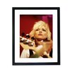 Culture Decor Blondie Framed Photographic Print