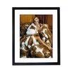 Culture Decor Sophia Loren Framed Photographic Print