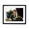 Culture Decor Al Pacino - Scarface Framed Photographic Print
