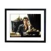 Culture Decor Gerahmter Fotodruck Al Pacino - Scarface