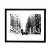 Culture Decor Gerahmter Fotodruck New York is Big