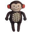Snuggleberry Baby African Dream Monkey DecorativeThrow Pillow