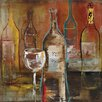 "Portfolio Canvas Decor ""Wine Cellar II"" Painting Print on Wrapped Canvas"