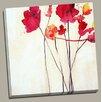 "Portfolio Canvas Decor ""Textile 53"" Painting Print on Wrapped Canvas"
