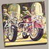 Portfolio Canvas Decor Playmates Painting Print on Wrapped Canvas