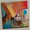 Portfolio Canvas Decor Golden Pop II Painting Print on Wrapped Canvas