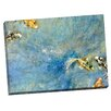 Portfolio Canvas Decor Butterfly Koi by Bridges Painting Print on Wrapped Canvas
