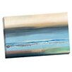 Portfolio Canvas Decor High Tide by Sokol-Hohne Painting Print on Wrapped Canvas