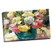 Portfolio Canvas Decor Rose Revival by Erin Dertner Painting Print on Wrapped Canvas