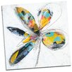 Portfolio Canvas Decor Studio Bloom I by Jan Weiss Painting Print on Wrapped Canvas