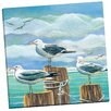 Portfolio Canvas Decor Day Dreamin by Kathleen Denis Painting Print on Wrapped Canvas