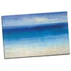 Portfolio Canvas Decor Ocean Calm by Patrick Painting Print on Wrapped Canvas