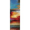 Portfolio Canvas Decor Locomotion I by Sandy Doonan Painting Print on Wrapped Canvas
