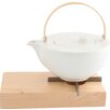 Friesland Chai 2-piece China Teapot / Teapot Warmer Set
